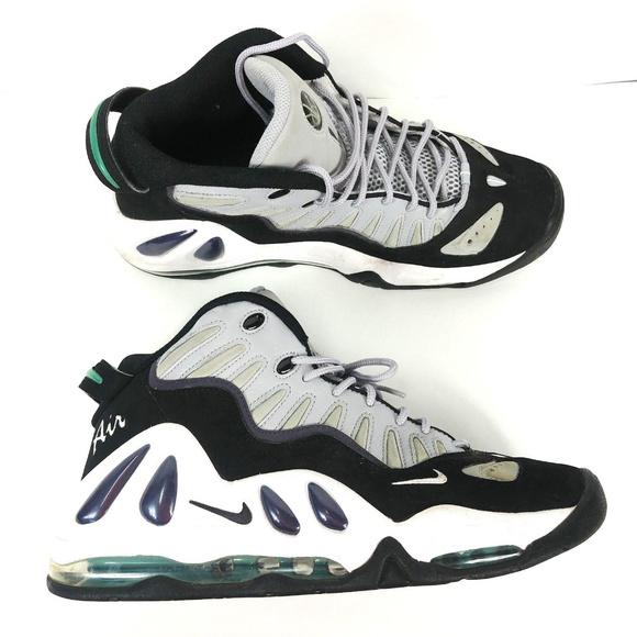 219ea51f7701 Nike Air Max Uptempo 97 Mens Sz 10.5 Gray Black. M 5aea8dda3afbbd10934c7d36